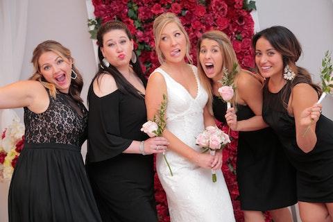 Simple Las Vegas wedding