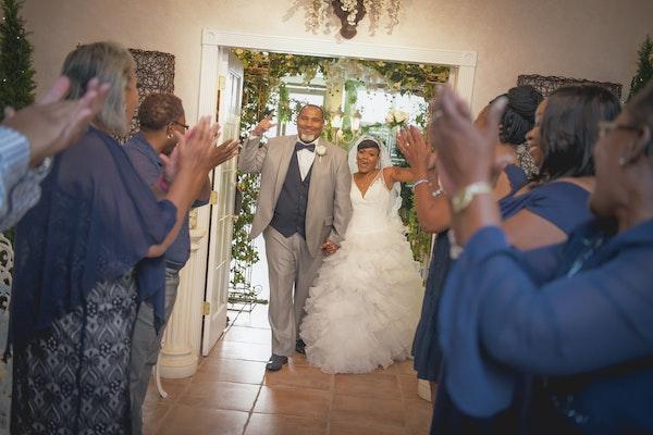 Budget wedding in Las Vegas