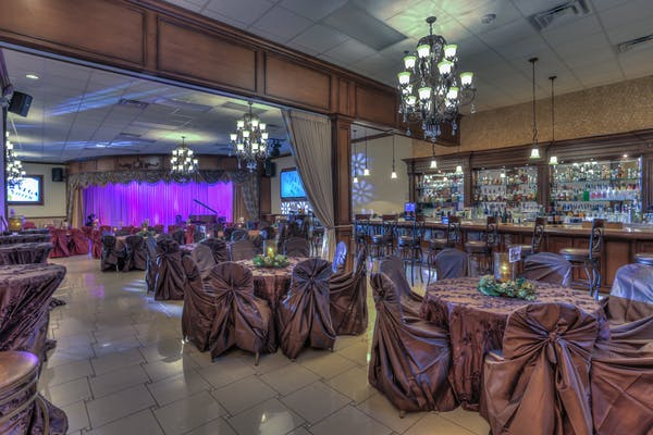 Vegas Banquet Hall with Full Bar