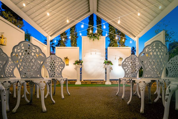 Bell Garden night weddings