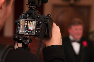Professional wedding videography