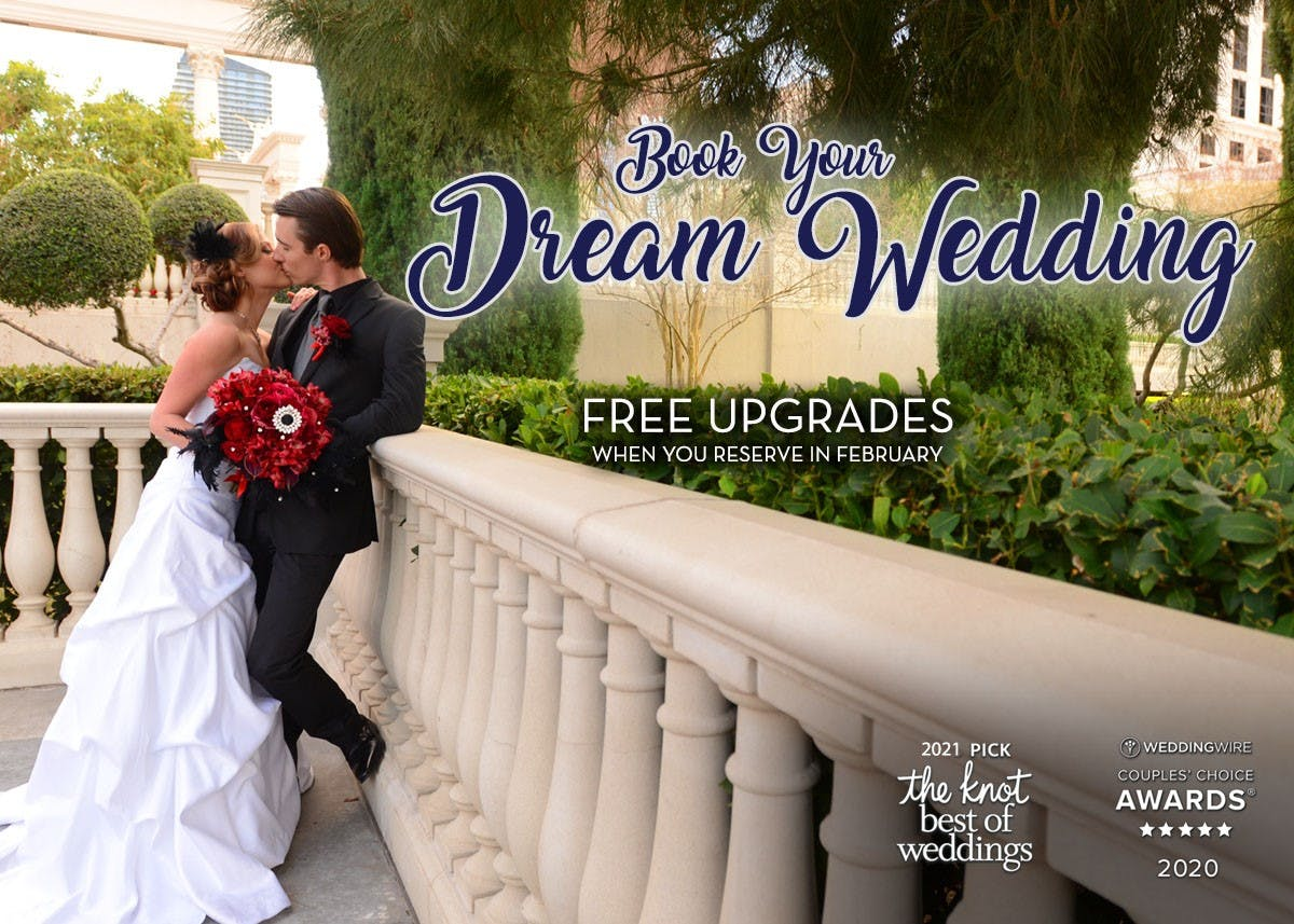 Las Vegas weddings specials