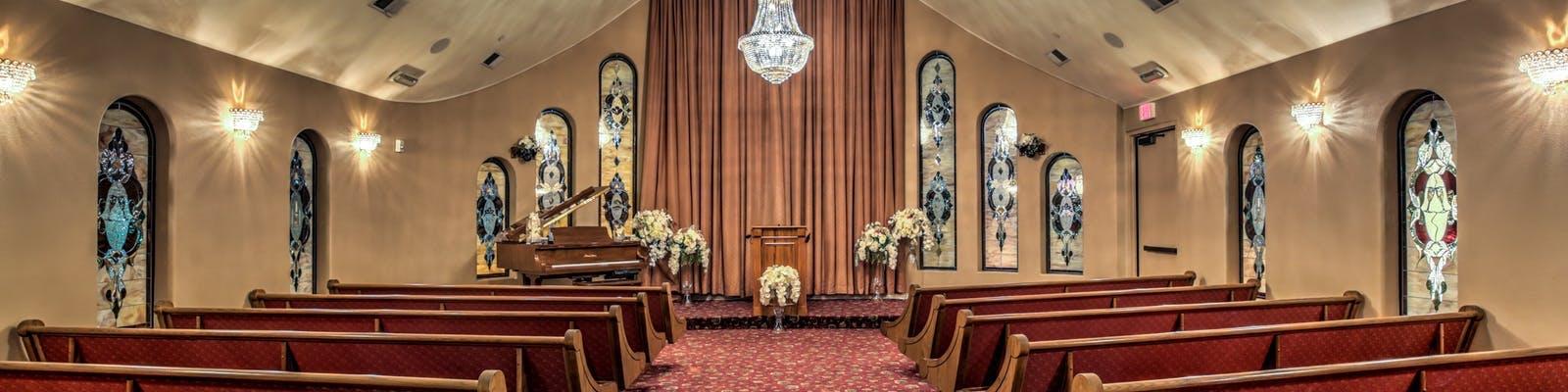 THE Wedding Chapel by Vegas Weddings