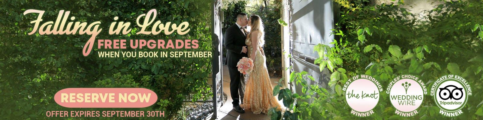 Vegas Weddings Specials