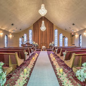 THE Wedding Chapel - Most Popular Wedding Location