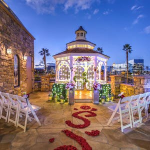 Vegas Weddings The Terrace Gazebo