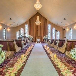 THE Wedding Chapel - wedding venue by Vegas Weddings