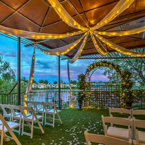 Garden Wedding Location - Vegas Weddings