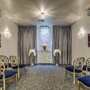 The Crystal Suite - An Intimate Wedding Chapel