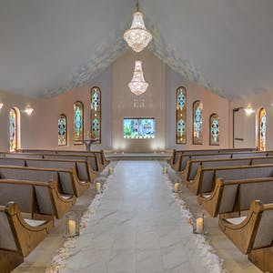Garden Wedding Location - Vegas Weddings