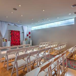 Vegas weddings simple elegant packages from 199 the crystal suite an intimate wedding chapel junglespirit Gallery