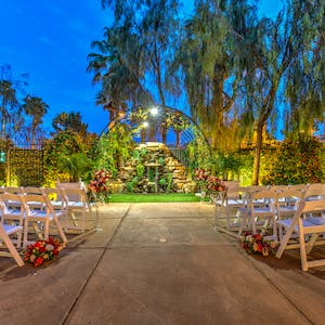 Vegas weddings simple elegant packages from 199 the casino wedding chapel a kitchy wedding spot junglespirit Gallery