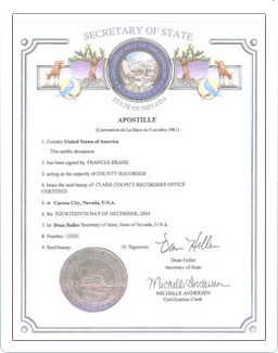 What do you need to get a marriage license in vegas