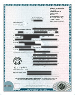 Las Vegas Premium Service Agency Information