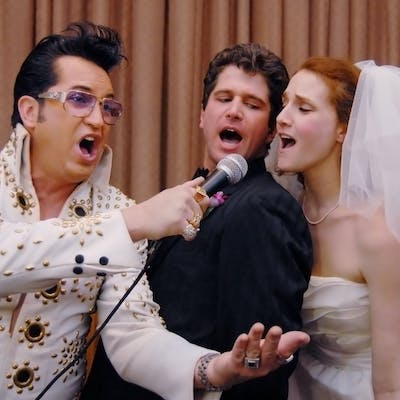 Elvis Sings at Your Wedding