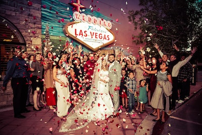 Professional Wedding Photos Vegas Weddings