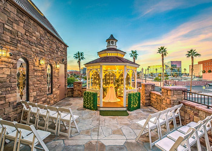 Outdoor Wedding Chapels In Las Vegas Packages 299