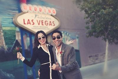 Las Vegas Drive Thru Weddings Vegas Weddings