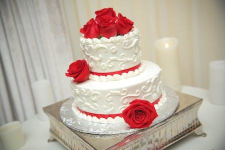 Intimate Cake Reception Package Vegas Weddings